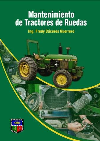 Sistema de combustible del tractor agrícola pdf