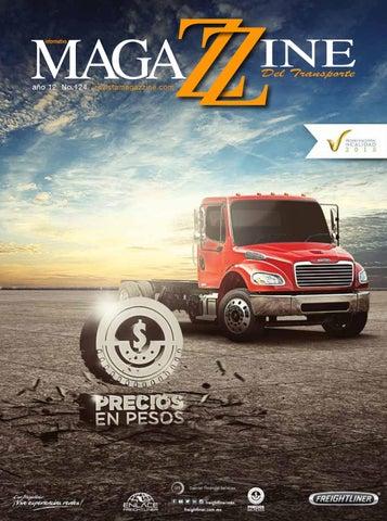Revista Magazzine 124 by Revista Magazzine del Transporte