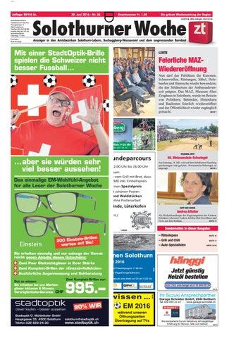 SoWo 26 16 by ZT Medien AG - issuu 9adb7e5ca0