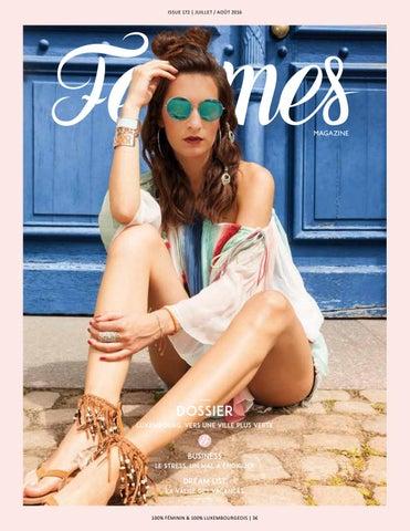 Femmes magazine 172 by alinea communication - issuu 6b6cb9647a46