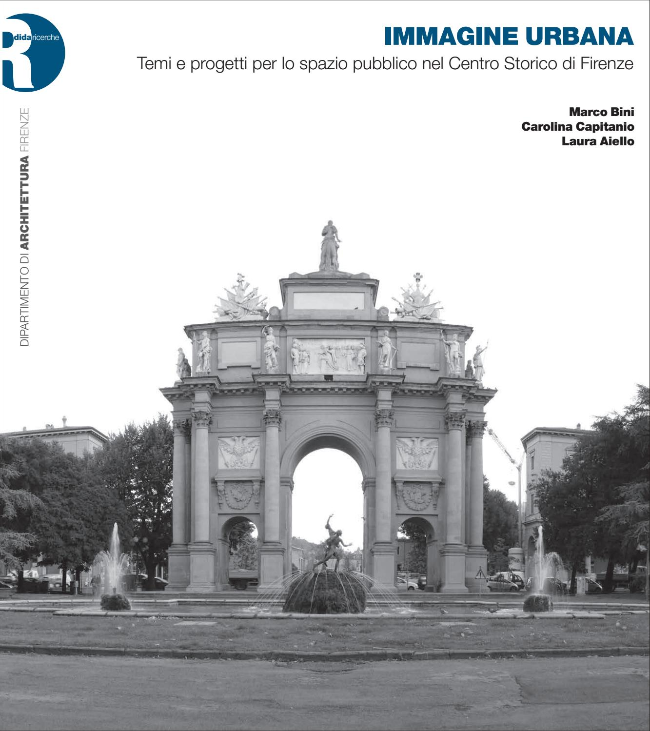 Immagine Urbana Bini Capitanio Aiello By Dida Issuu