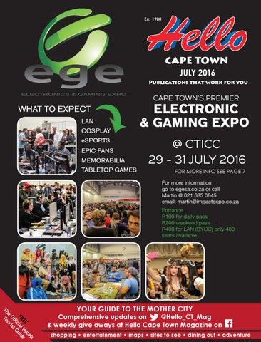 46c8f5a6 Hello Cape Town July 2016 by Hello Cape Town magazine - issuu