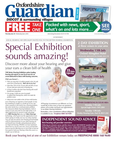 60080a2a1b429 30 june 2016 oxfordshire guardian didcot by Taylor Newspapers - issuu
