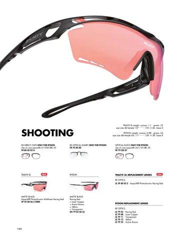 5ee13d198 2017 Eyewear & Helmets Catalogue (English) by Rudy Project - issuu
