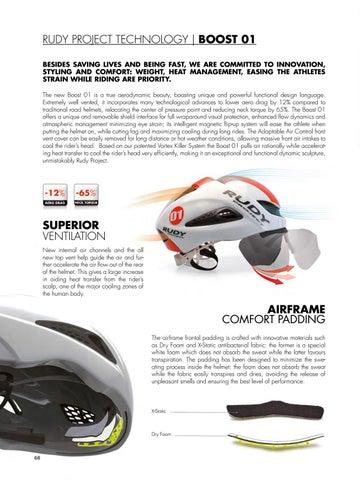 cb5ff146fe66 2017 Eyewear   Helmets Catalogue (English) by Rudy Project - issuu