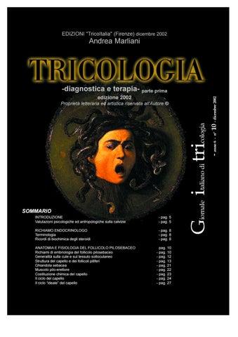 Tricologia - diagnostica e terapia by Società Italiana di Tricologia ... a841ca2180ba