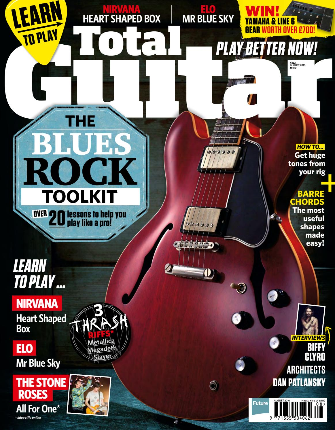 Total Guitar 282 Sampler By Future Plc Issuu