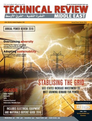 technical review middle east power 2016 by alain charles publishing rh issuu com
