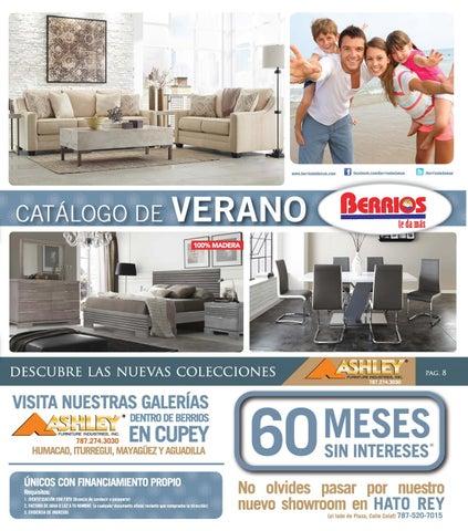 Mueblerias Berrios | Shopper Catálogo De Verano By Berrios   Issuu