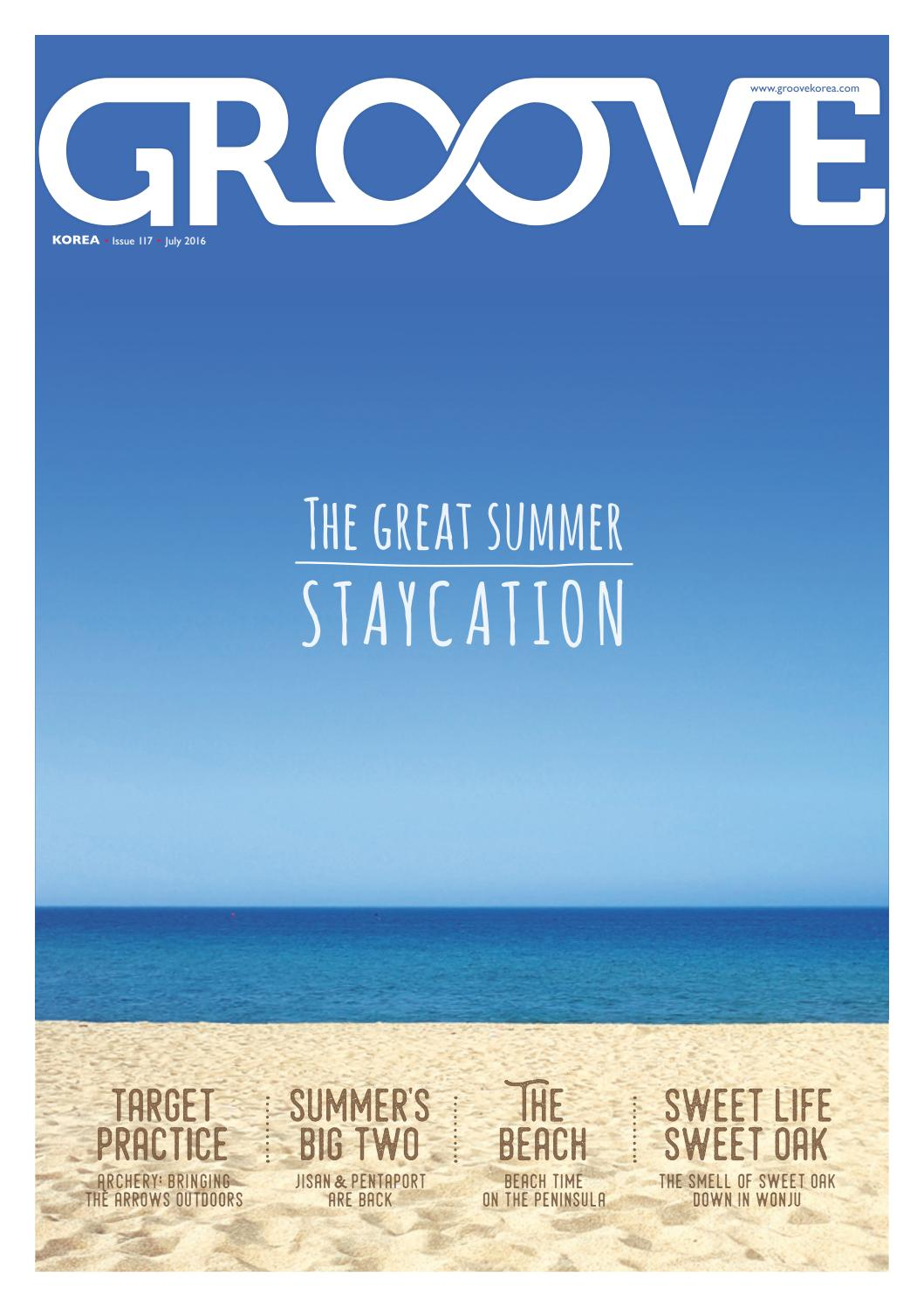 Groove Korea 2016 July by GROOVEKOREA - issuu