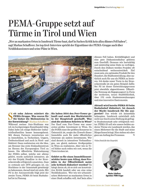 top.tirol 2016 by TARGET GROUP Publishing GmbH - issuu