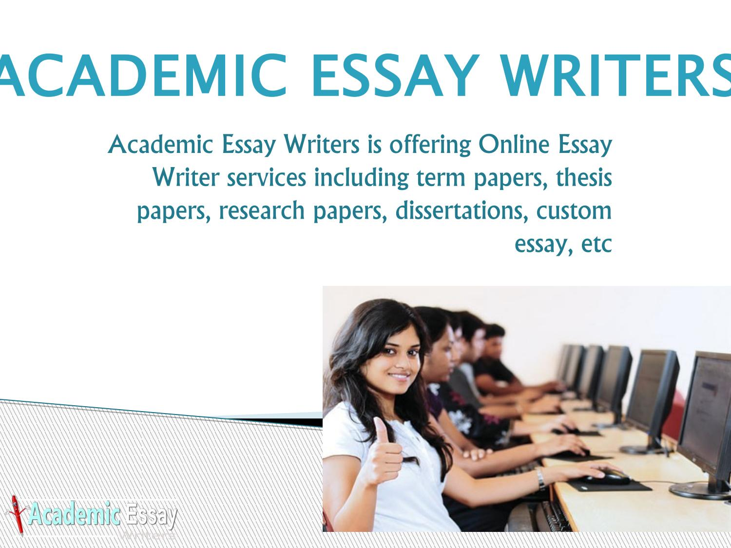 Writers services
