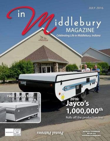 inMiddlebury Magazine July 2016 by inMiddlebury Magazine - issuu