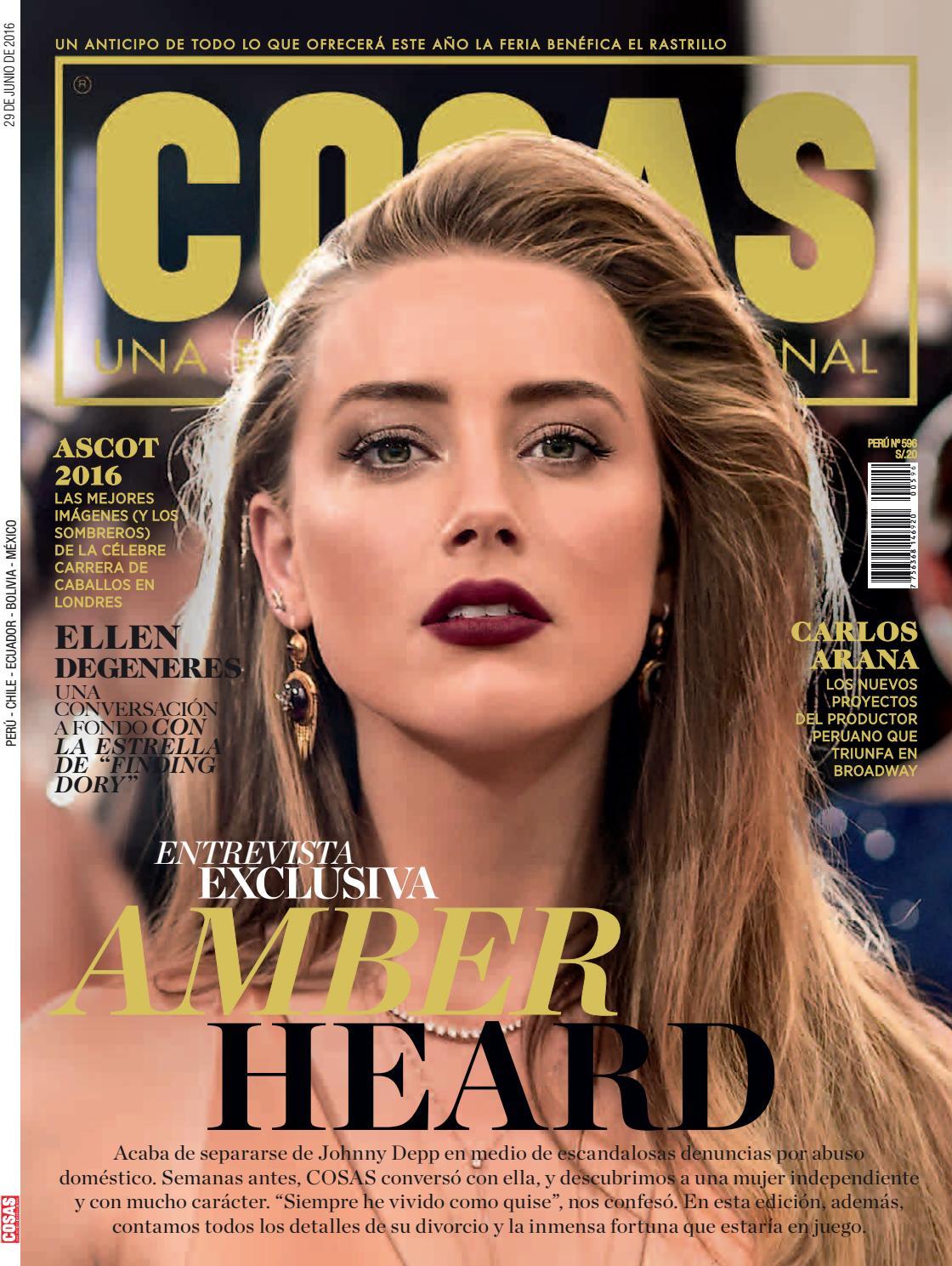 Revista COSAS - Edición 596 by Revista COSAS Perú - issuu 4fbb94d951d