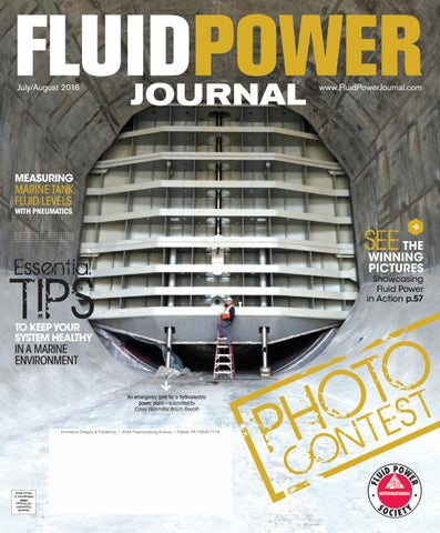 Fluid Power Journal July/August 2016 by Innovative Designs