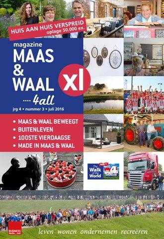ecc411aad8e Maas & Waal....4All XL, juli 2016 by Business Media....4All - issuu