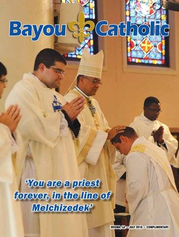 Bayou Catholic Magazine November 2016 by Diocese of Houma-Thibodaux ... a50ad2391ab