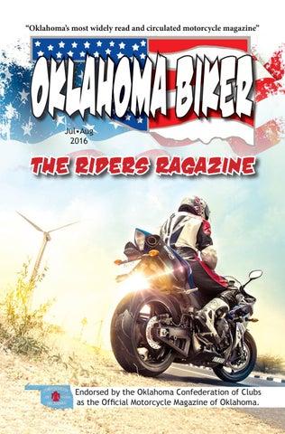 Oklahoma Biker The Riders Ragazine May June 2014 Issue Cs4 Opt By