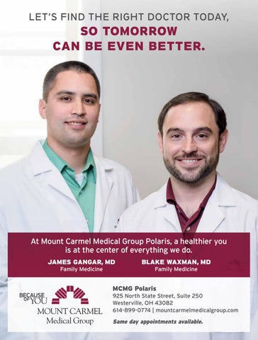 Mount carmel medical group north westerville oh