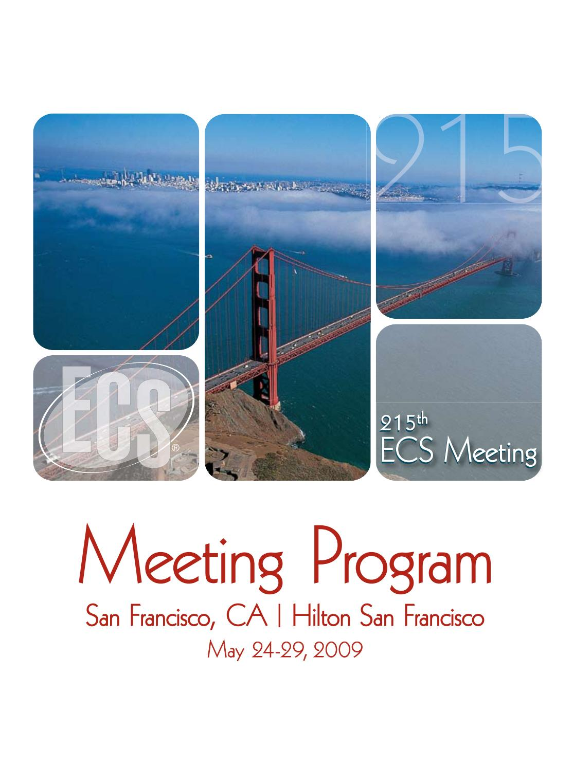 227th Ecs Meeting Program By The Electrochemical Society 1950 Chrysler Imperial Wiring Schematics Issuu