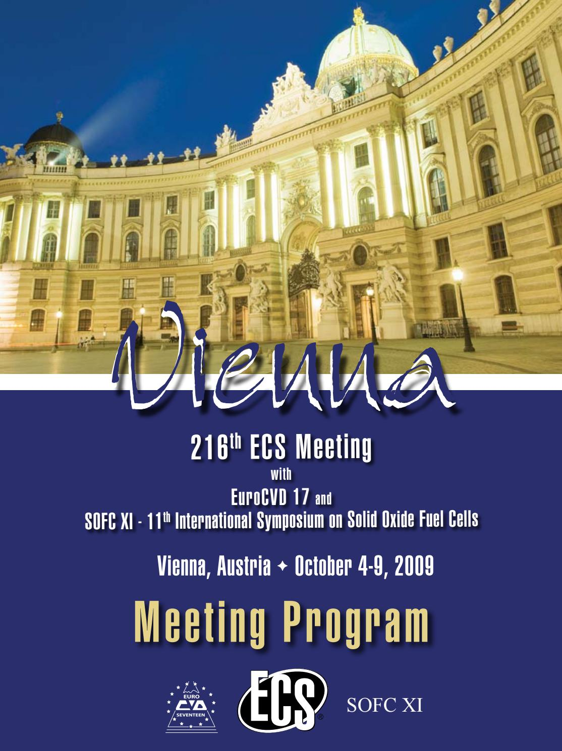 216th Ecs Meeting Program By The Electrochemical Society Dome Lamp Wiring Diagram For 1935 36 Fisher Issuu