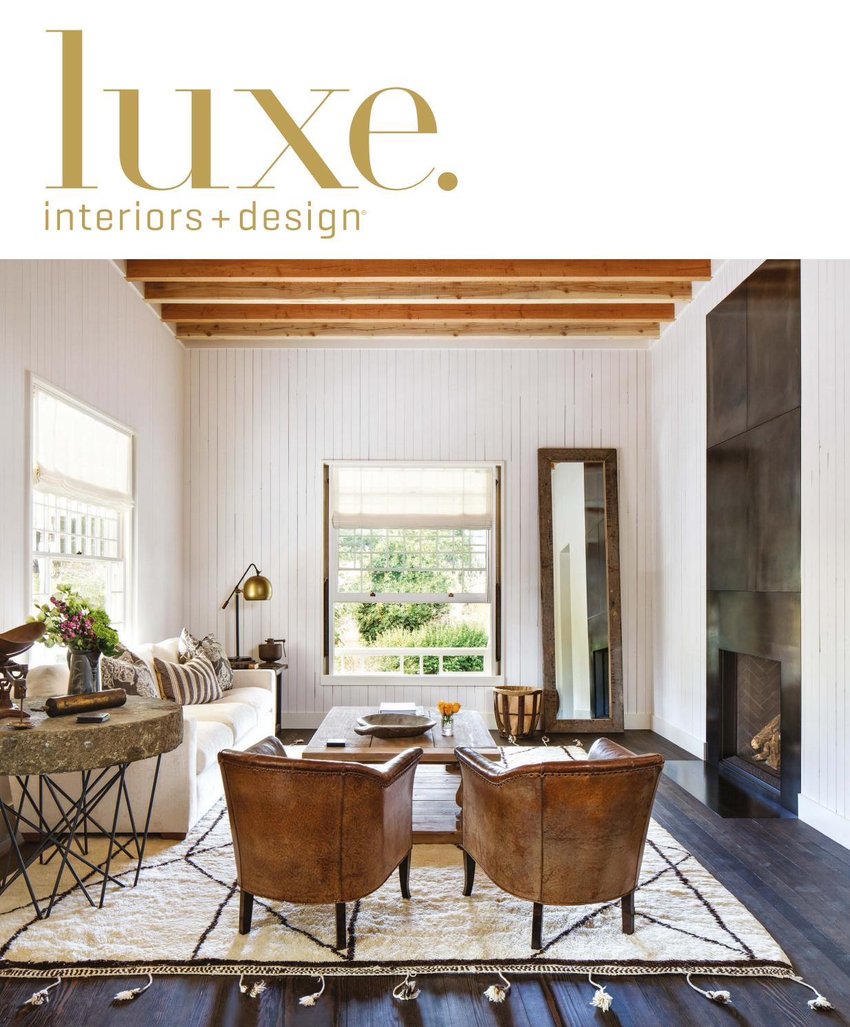 Luxe Magazine July 2016 National