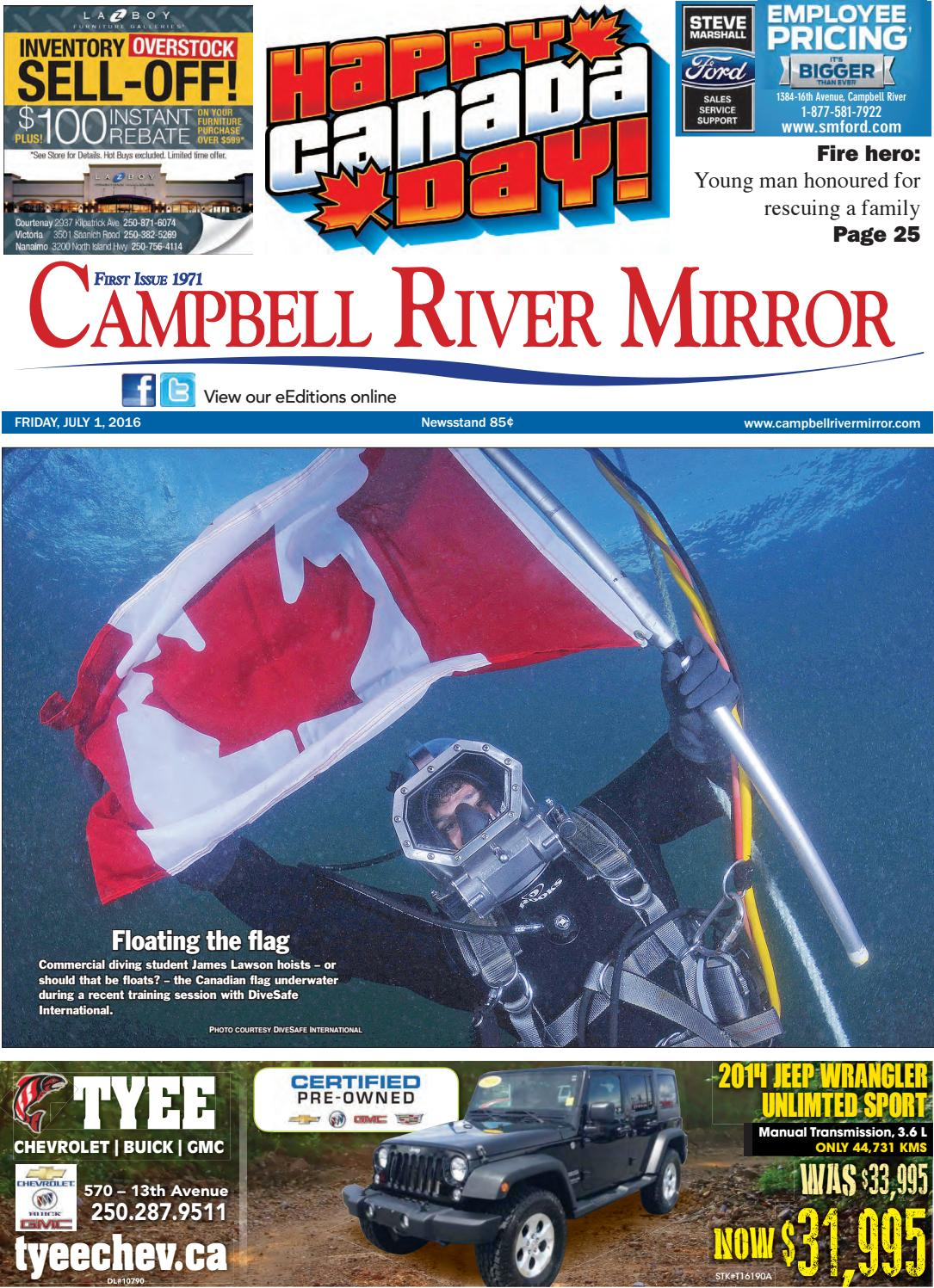 00bce8b0f250d Campbell River Mirror