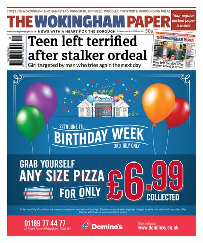 e5b669c75e9 The Wokingham Paper June 24 2016 by The Wokingham Paper - issuu
