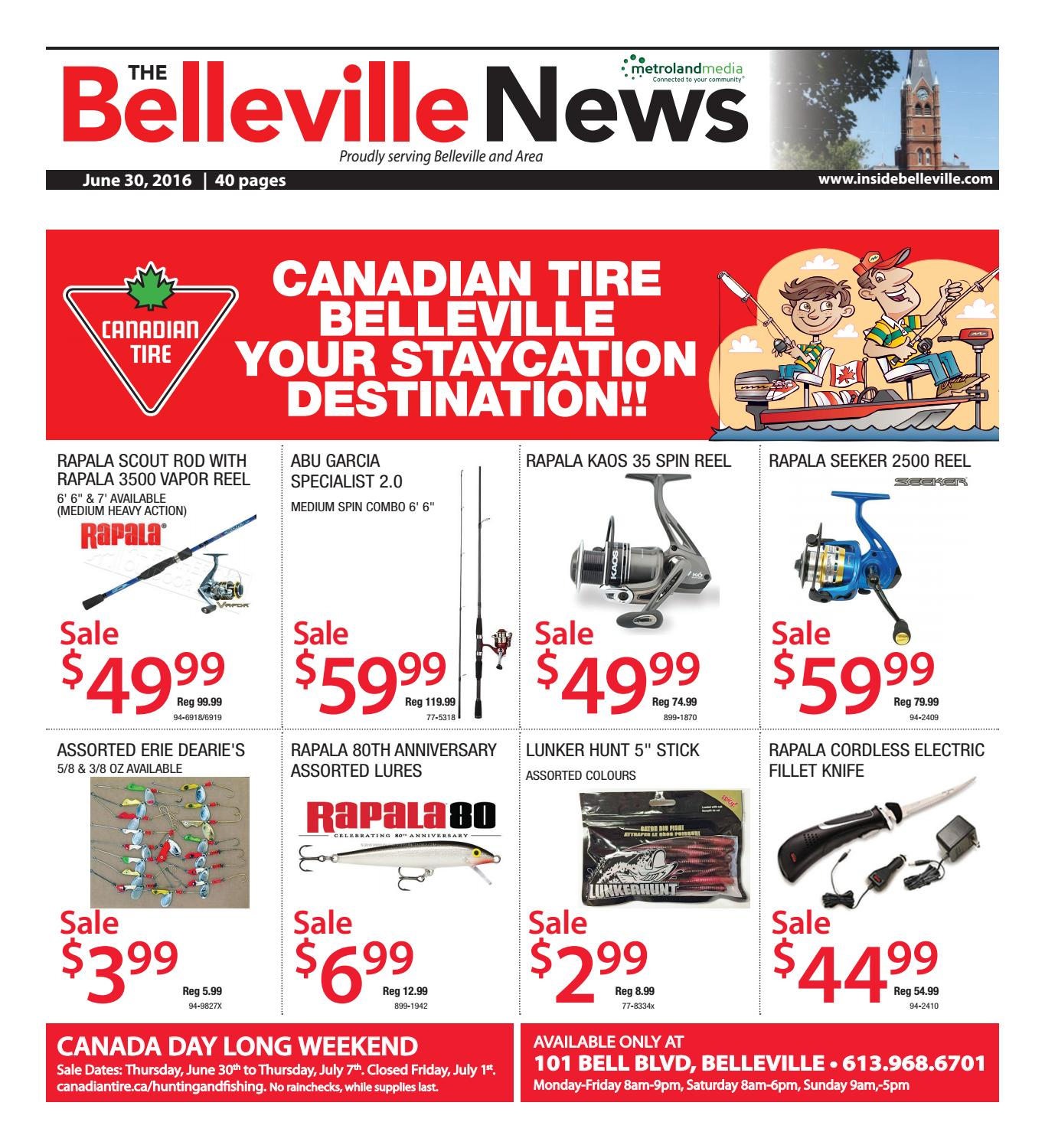 7268a9a07 Belleville 063016 by Metroland East - Belleville News - issuu