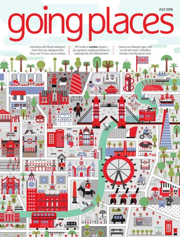 Going Places December 2017 By Spafax Malaysia Issuu