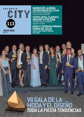 eeac00bf5ed1 City julio web by Valencia City - issuu