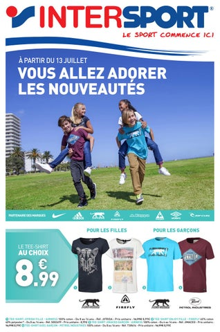 tout neuf 3a67e 3cd95 INTERSPORT - NOUVELLE COLLECTION (8pages) by INTERSPORT ...