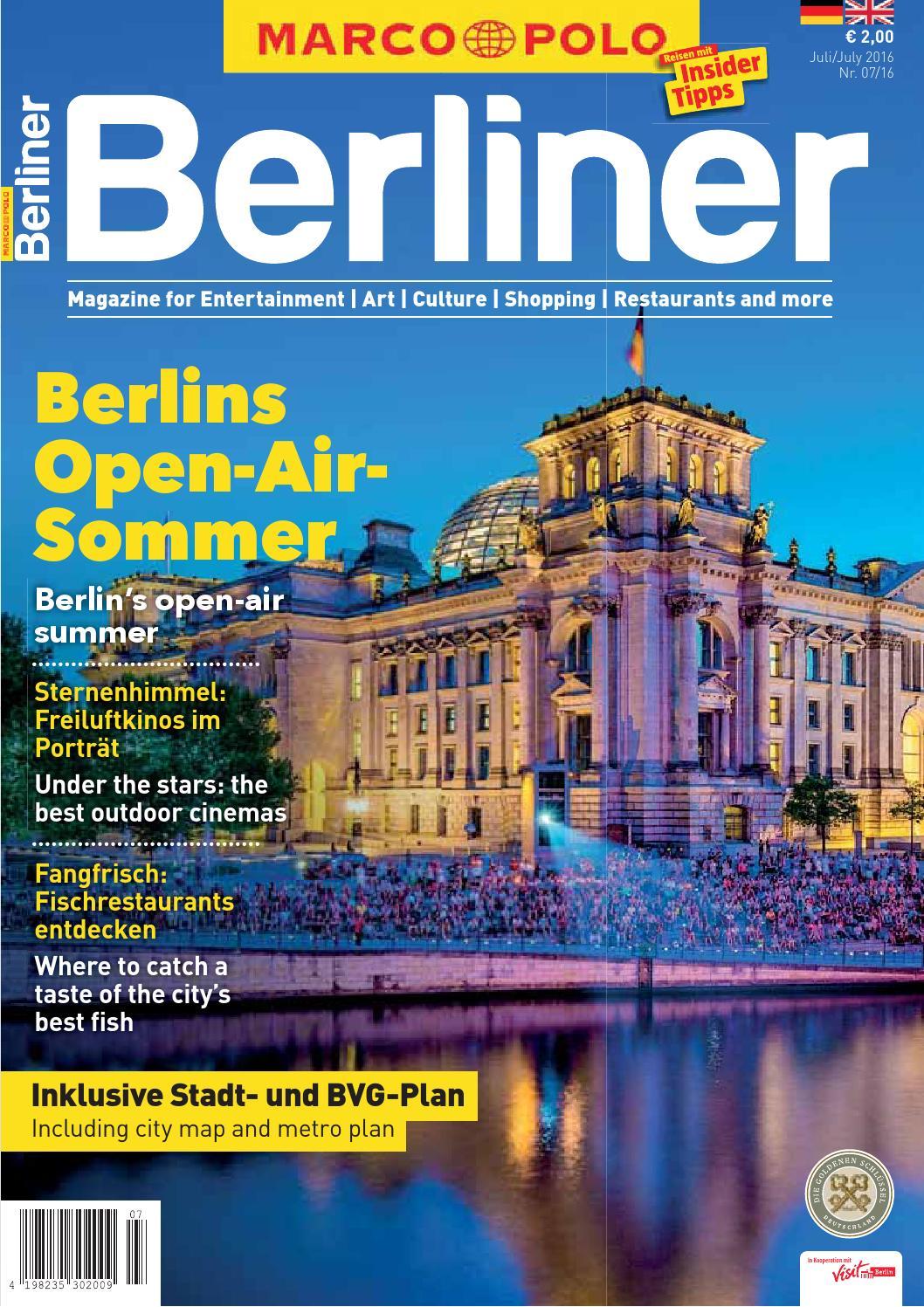 Marco Polo Berliner 07/16 by Berlin Medien GmbH - issuu