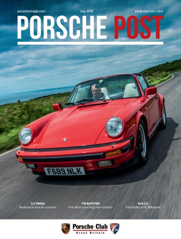 Porsche Post July 2016 by Porsche Club Great Britain - issuu on porsche speedster, porsche cayenne, porsche rsk, porsche panamera, porsche roadster, porsche gt, porsche convertible, porsche boxster, porsche gt4, porsche gt5, porsche hybrid, porsche suv, porsche macan, porsche gt3, porsche cayman,