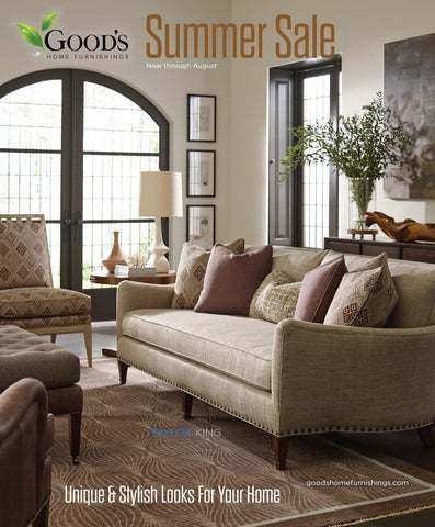 Good s Home Furnishings July August Summer Sale Look Book 2016. Goods Home Furnishings   issuu