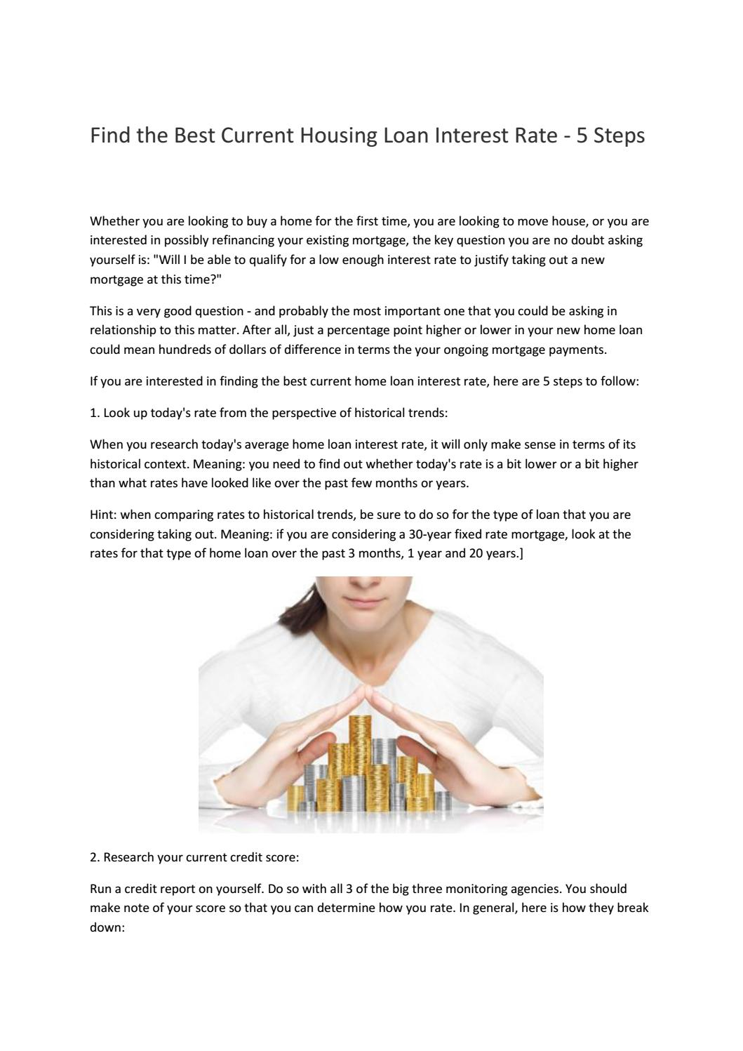 Find the best current housing loan interest rate by hitesh chavan find the best current housing loan interest rate by hitesh chavan issuu solutioingenieria Images