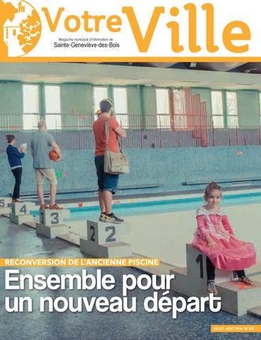 Votre Ville N°305 by Mairie - issuu 2b16e1464c52