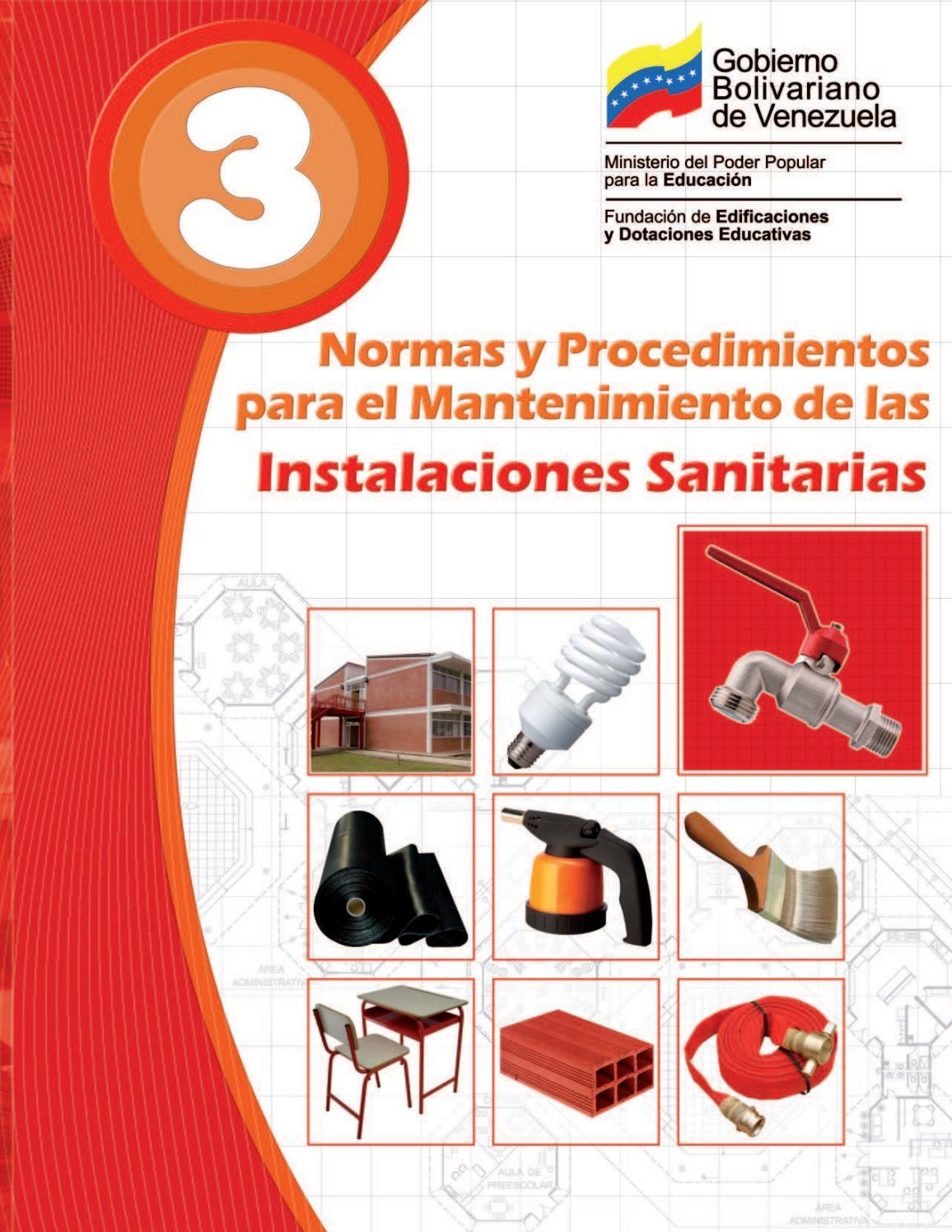 Manual de mantenimiento 3 las instalaciones sanitarias by unomasalacola 1+Navegando  por la Red - issuu