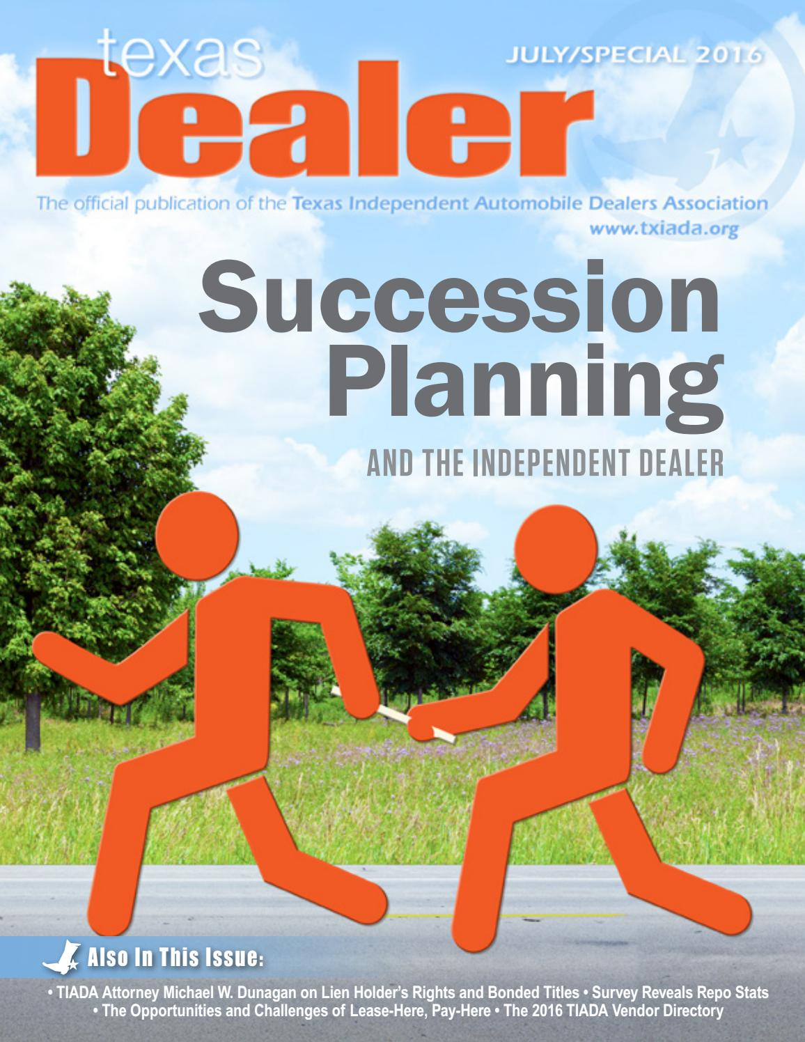 texas dealer july 2016 by texas independent auto dealers texas dealer july 2016 by texas independent auto dealers association issuu