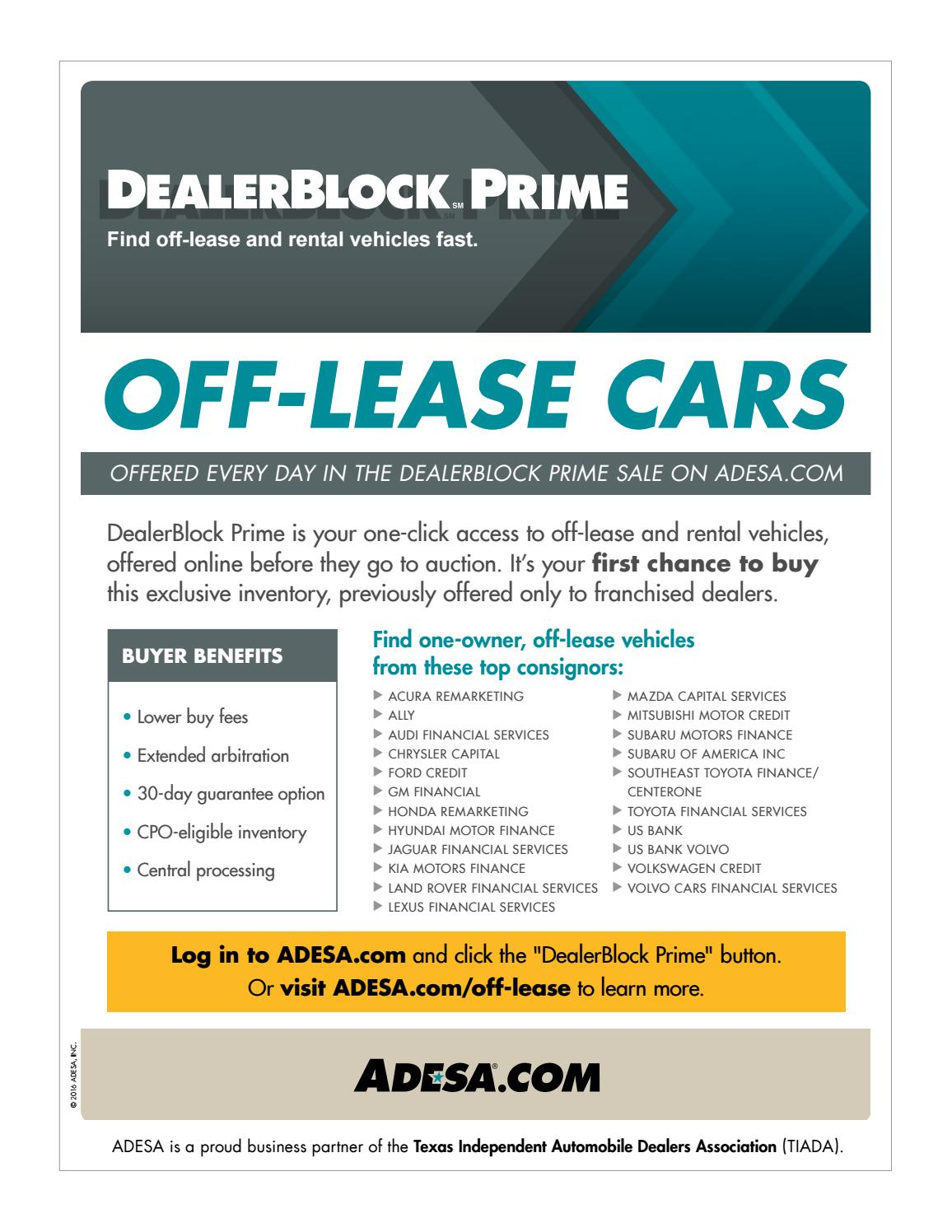 texas dealer july   texas independent auto dealers association issuu