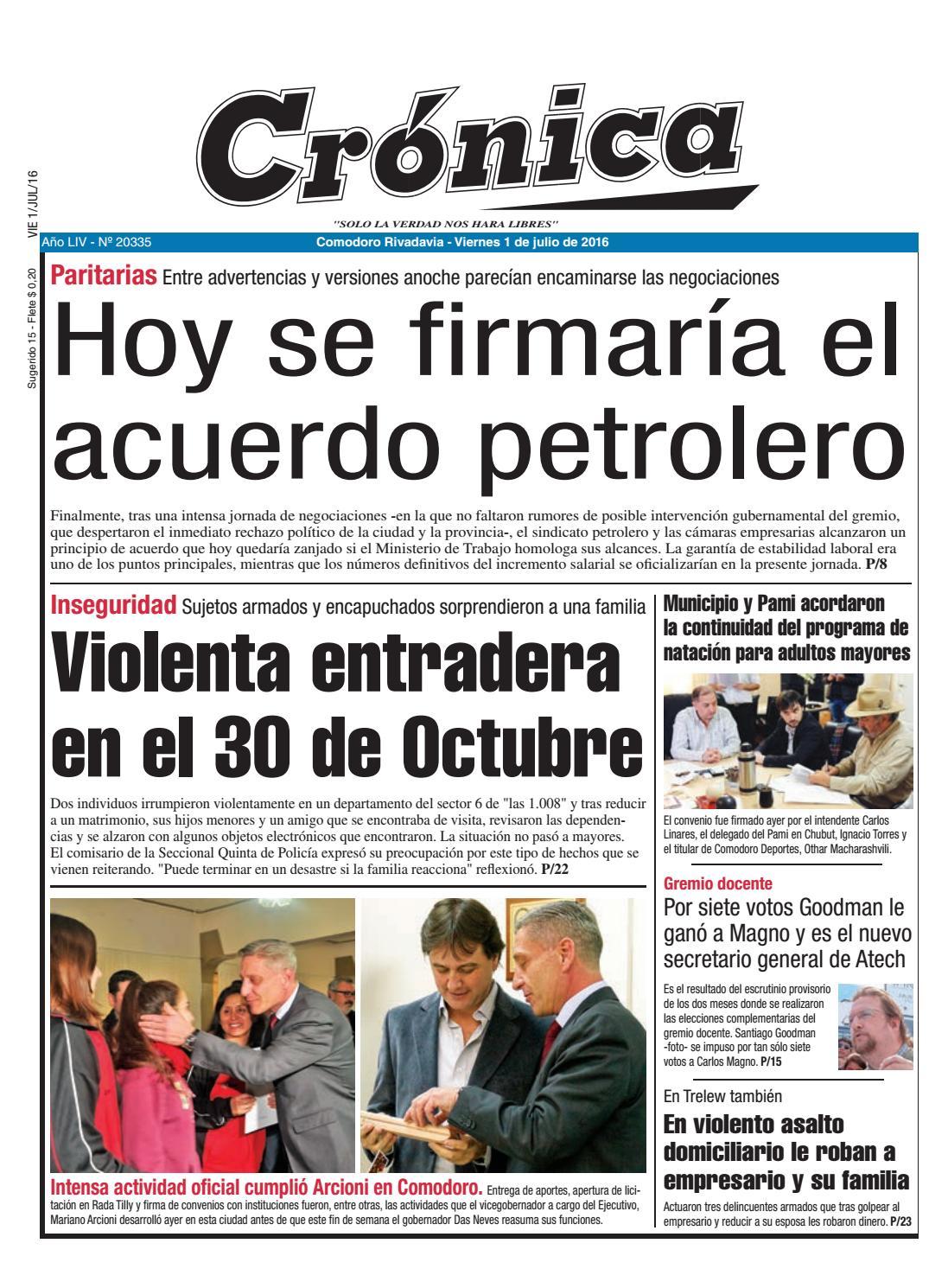 8ee7fd815fd0b14734571ec9c0457cce by Diario Crónica - issuu d09824ec294c