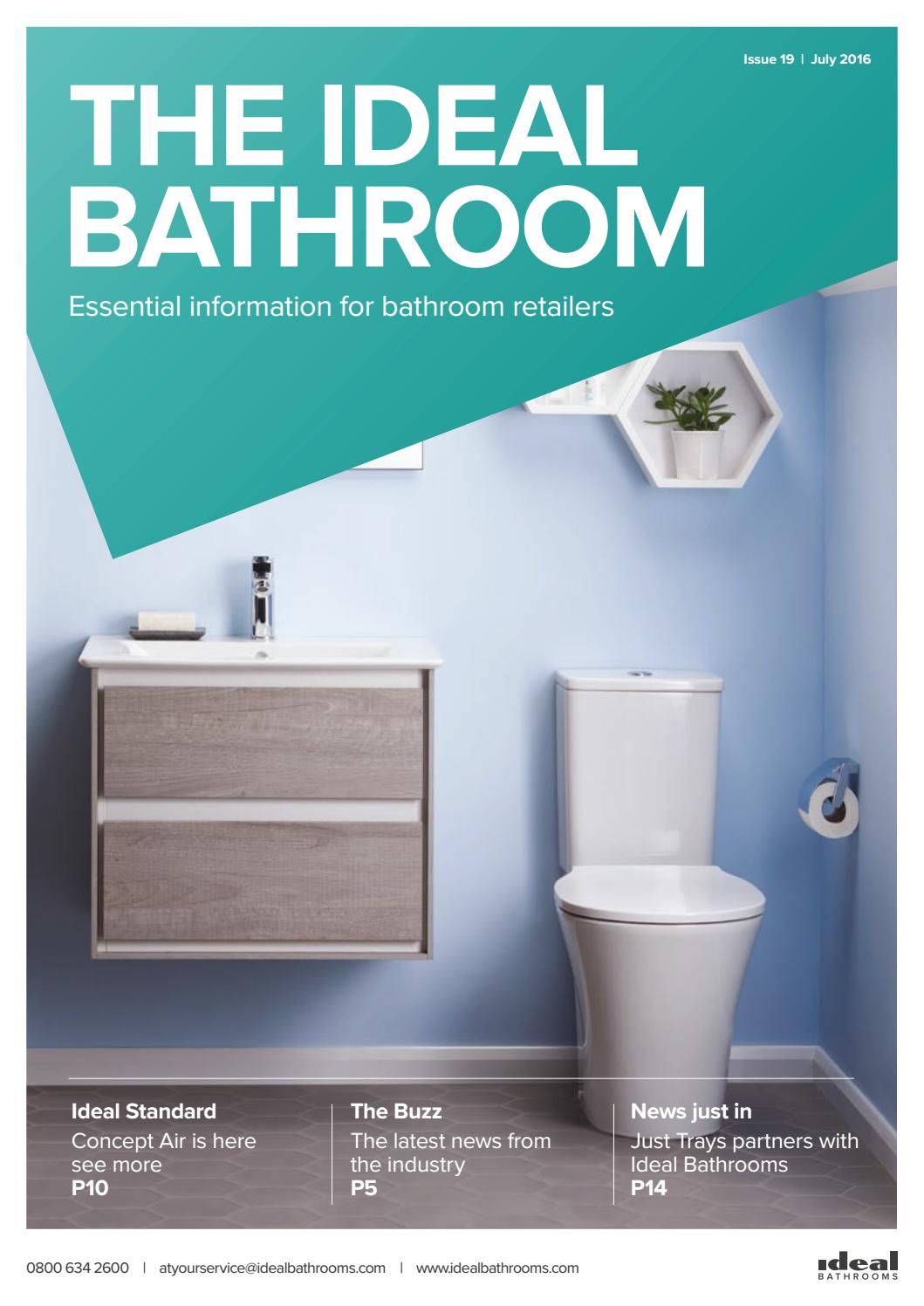 Ideal bathroom magazine 19 by Ideal Bathrooms - issuu