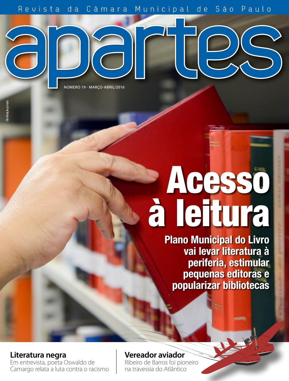 Amelinha Lilith revista apartes - n�mero 19 - mar�o/abril 2016revista