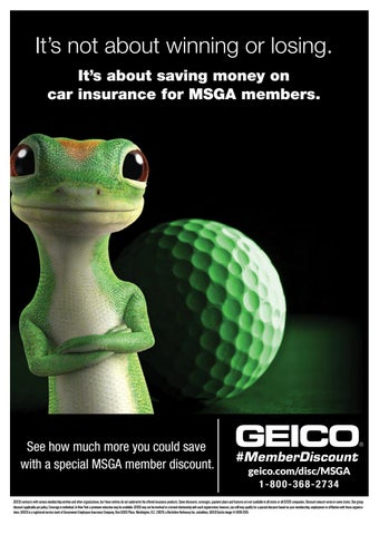 Take 5 minutes to check to see if you are a member of a Partnering Organization. GEICO has over groups, which they offer discounts to members. Look at the .