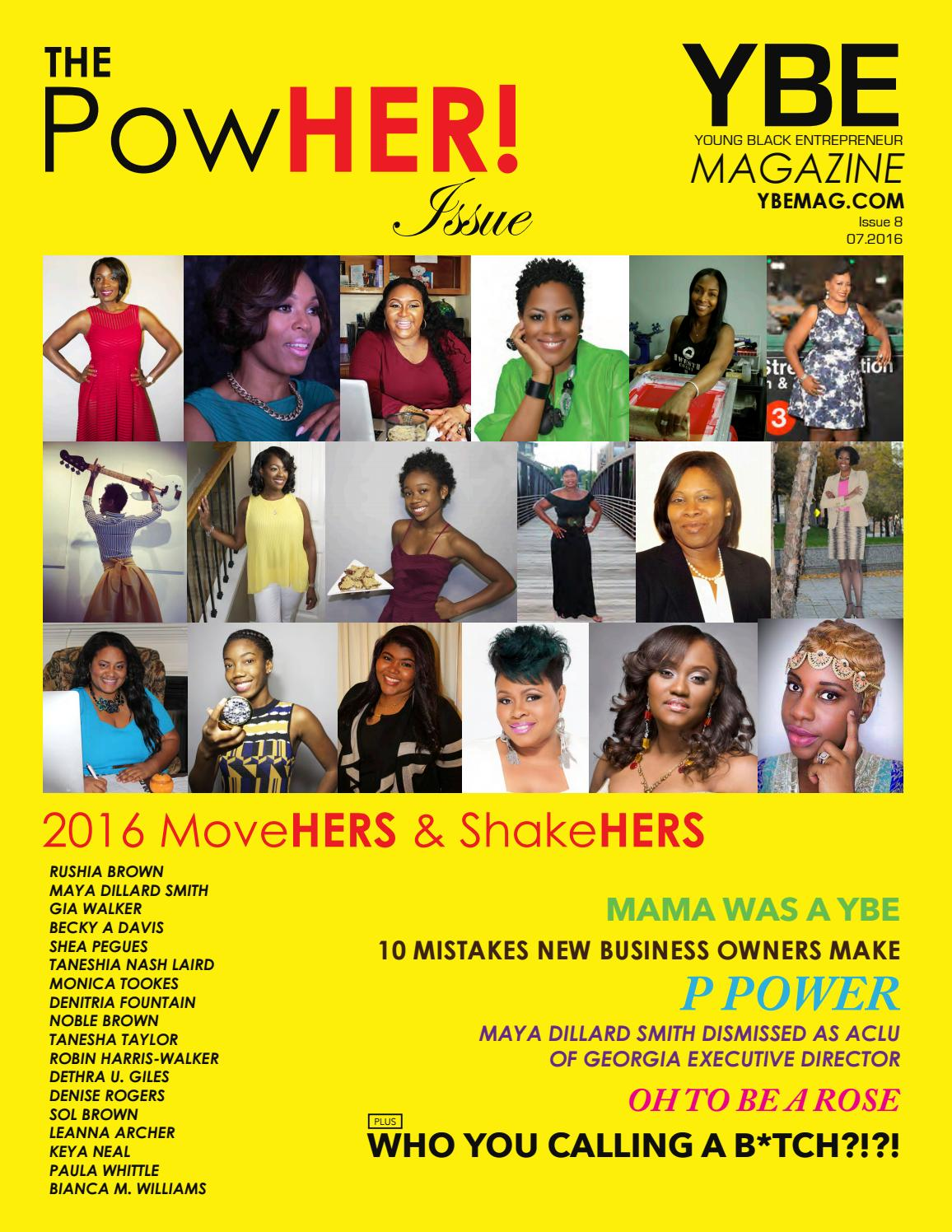 Hola directory of talent claudia morales - Young Black Entrepreneur Magazine