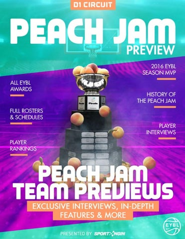 new style 2a34b 205e5 2016 Peach Jam Preview Magazine by SportsEngine - issuu