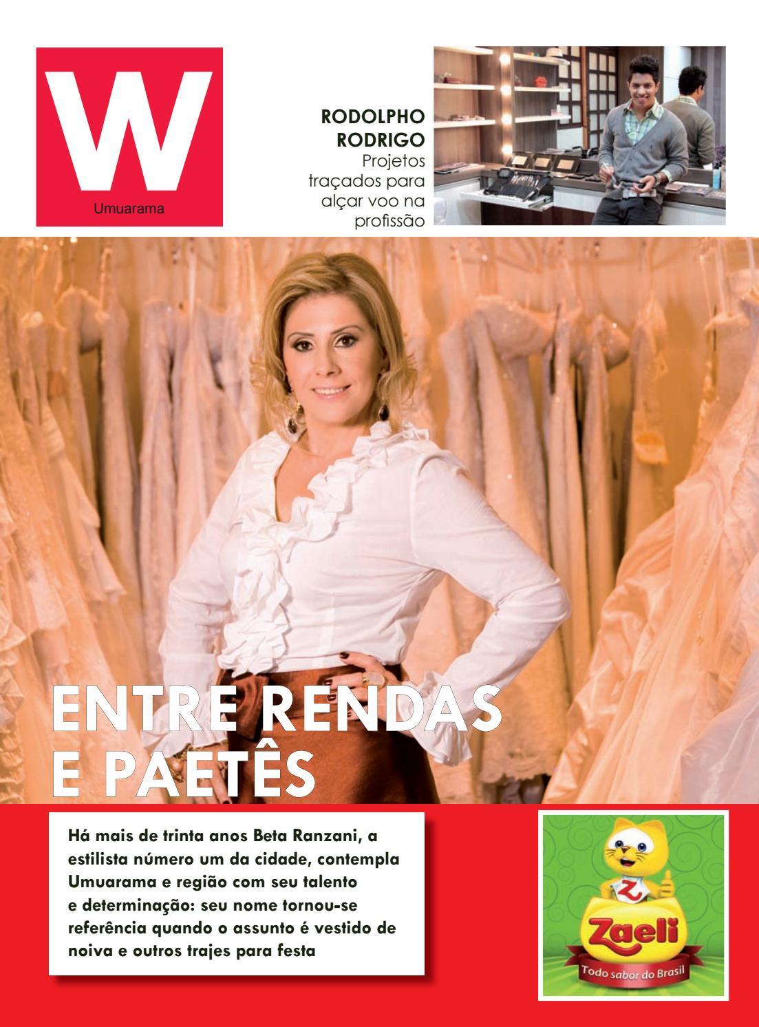 aa98fa0a2 Edição 18 by Revista W Umuarama - issuu