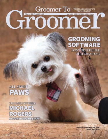 Groomer to groomer july 2016 by barkleigh issuu the grooming industrys trade magazine vol 35 ed 7 july 2016 solutioingenieria Image collections