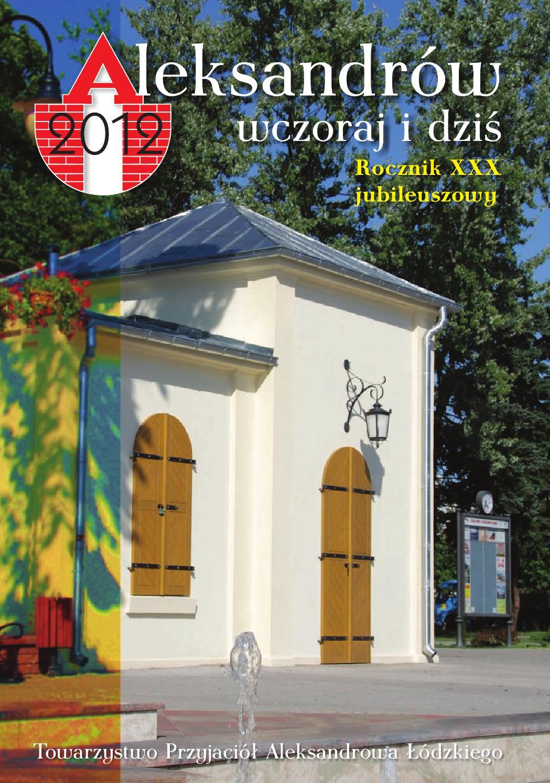 Alex2012 By Andrzej Laszak Issuu