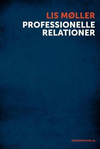 privat personlig professionel teori